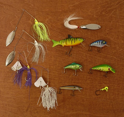Tackle Box Filler Deluxe