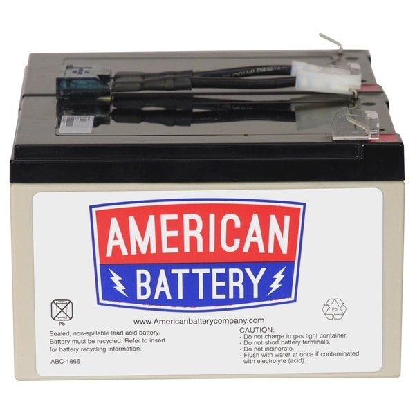 ABC Replacement Battery Cartridge #6