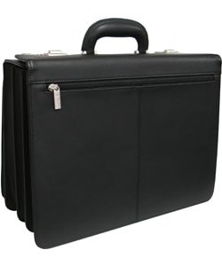 Amerileather Classic Executive Attache Briefcase (12.5' x 6' x 16') - Thumbnail 1