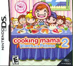 Nintendo DS - Cooking Mama 2: Dinner with Friends
