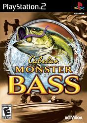 PS2 - Cabela`s Monster Bass