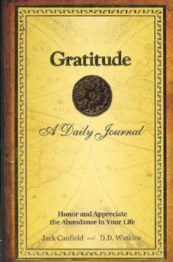 Gratitude: A Daily Journal (Hardcover)