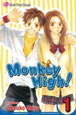 Monkey High! 1 (Paperback)