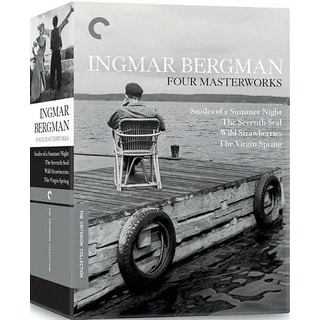 Ingmar Bergman: Four Masterworks Box Set - Criterion Collection (DVD)