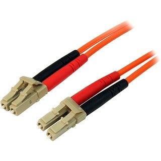 StarTech.com 5m Fiber Optic Cable - Multimode Duplex 50/125 - LSZH -