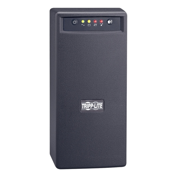 Tripp Lite UPS 700VA 450W Back Up Tower AVR 120V USB DB9 RJ11