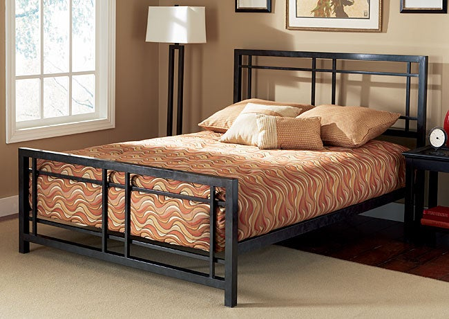 shop bryant queen size bed free shipping today 2676054. Black Bedroom Furniture Sets. Home Design Ideas