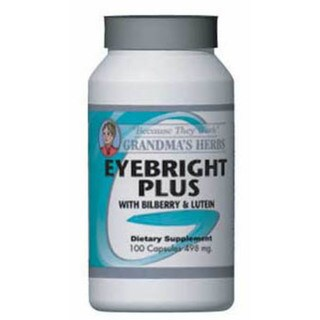 Grandma's Herbs Eyebright Plus (100 Capsules)