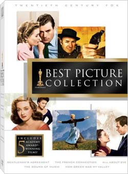 20th Century Fox Best Picture Collection (DVD)