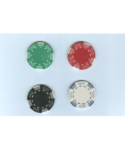 Royal Suited 500-piece Clay Poker Chip Set with Carrying Case