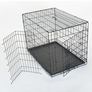Majestic Pet 'Titan' Single Door Folding Dog Crate