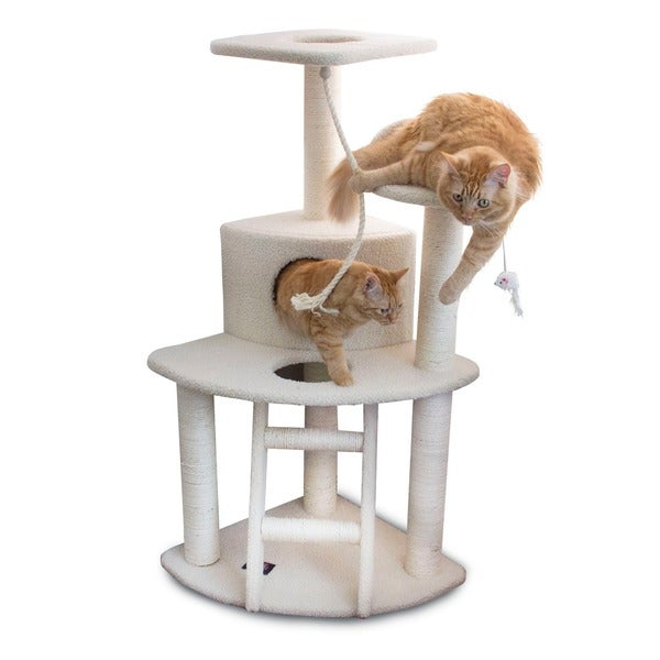 Bungalow Cat Furniture Tree Condo