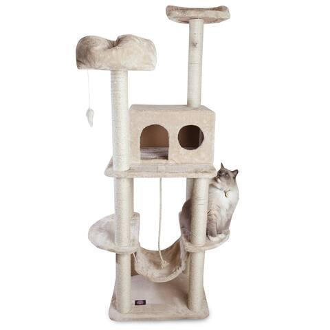Casita 76-inch Cat Tree Condo