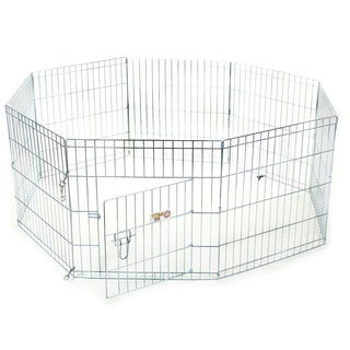 Medium 8-Panel 36-inch Exercise Pen