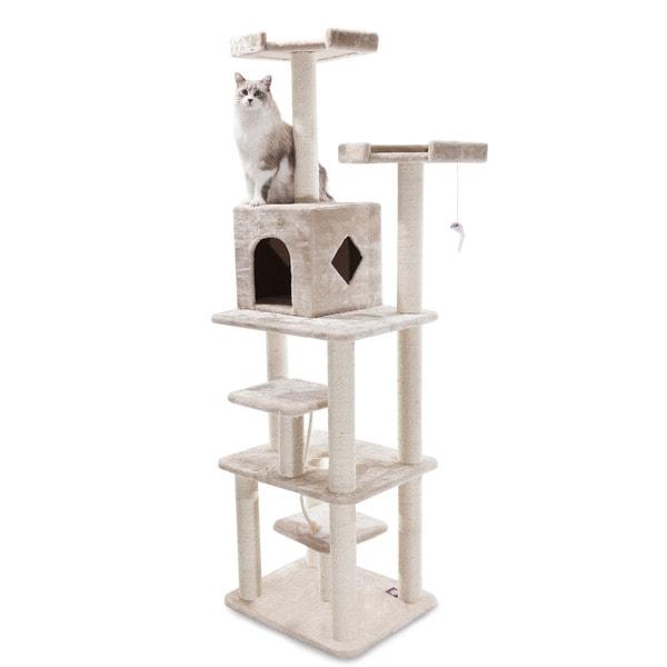 78 Inch Casita Cat Tree And Condo Furniture