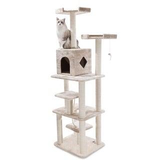 78-inch Casita Cat Tree and Condo Furniture