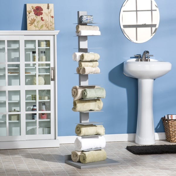 Harper Blvd Spine Book Tower Free Shipping Today Overstock Com