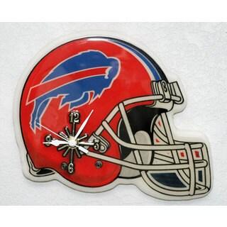 Buffalo Bills Helmet Clock