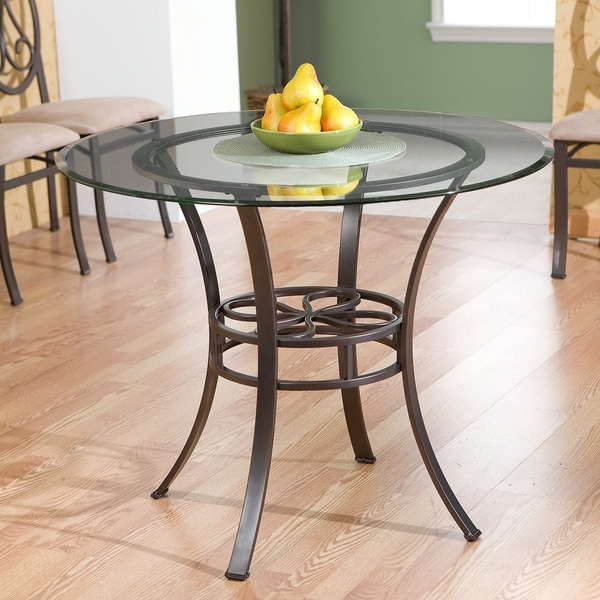 Copper Grove Beaune Dark Brown Dining Table. Opens flyout.