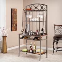 Harper Blvd Decorative Bakers/ Wine Storage Rack