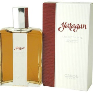 Yatagan by Caron Men's 4.2-ounce Eau de Toilette Spray