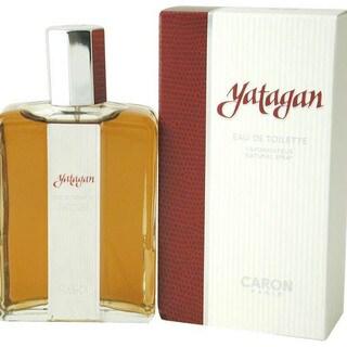 Yatagan by Caron Men's 4.2-ounce Eau de Toilette Spray