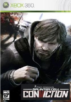 Xbox 360 - Tom Clancy's Splinter Cell Conviction
