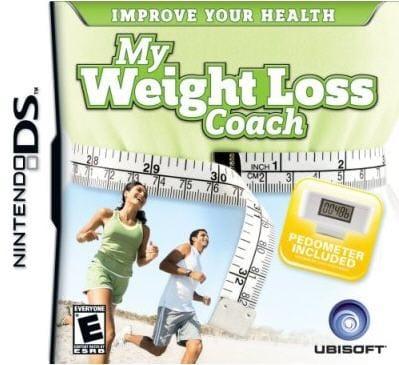 Nintendo DS - My Weight Loss Coach
