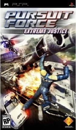 PSP - Pursuit Force 2
