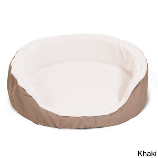 Large Lounger Dog Pet Bed