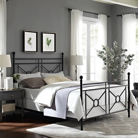 Montgomery King Bedset