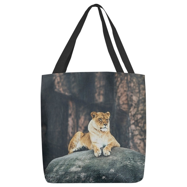 81b597e918ae Shop Austin Smith Lioness Tote Bag - Free Shipping On Orders Over  45 -  Overstock.com - 26853962