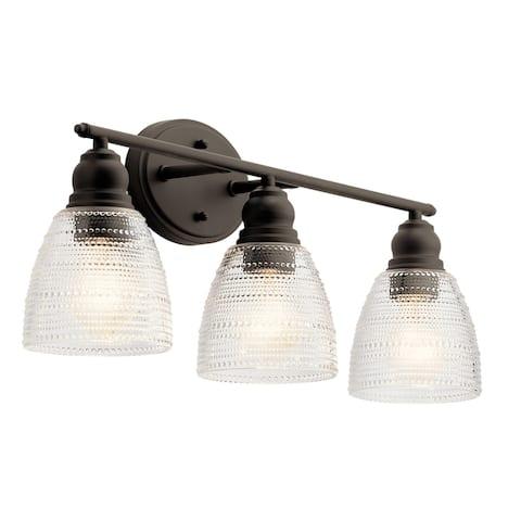 Kichler Karmarie 3-light Vanity Light