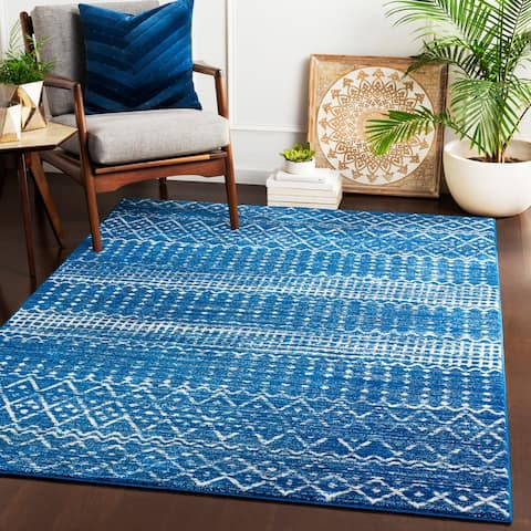 Theo Eclectic Moroccan Area Rug