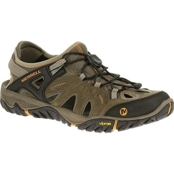 c3d357e39d972 Shop Merrell Men's All Out Blaze Sieve Water Shoe - Free Shipping ...