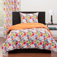 Highlights Plenty of Planets Full/Queen Reversible Comforter Set