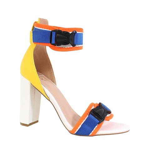 add2361bf1 Buy White Women's Heels Online at Overstock | Our Best Women's Shoes ...
