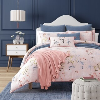 Five Queens Court Blakely Floral Comforter Set