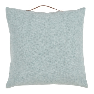 Handle Design Chenille Throw Pillow