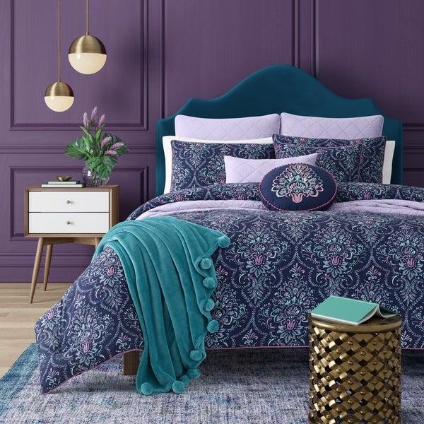 Five Queens Court Kinsley Bohemian Comforter Set