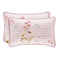Five Queens Court Blakely Quilted Boudoir Pillow
