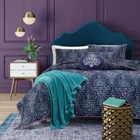 Five Queens Court Kinsley Bohemian Coverlet