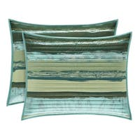 Five Queens Court Cameron Forest Quilted Pillow Sham