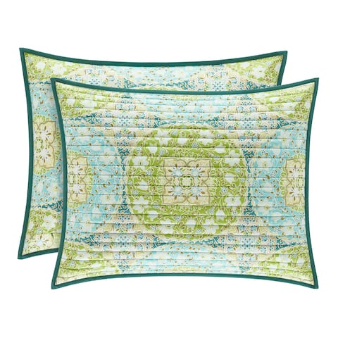 Porch & Den Bany Quilted Pillow Sham
