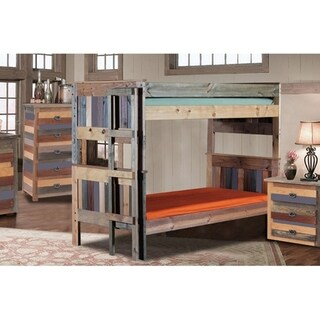 Multi-color Stackable Bunk Bed