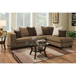 Melinda Perth Lea L-shape Sectional