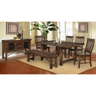 Terence Lodge 7-piece Dining Set