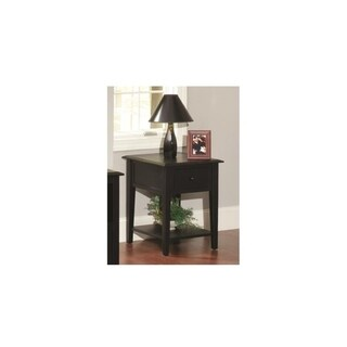 Ashby 1-drawer End Table