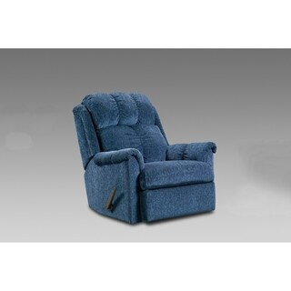 Tahoe Upholstered Chaise Rocker Recliner