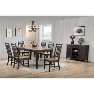 Victor Two-tone 8-piece Dining Set